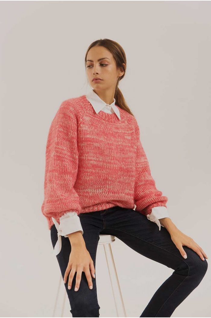 Sweater Mohair Frida