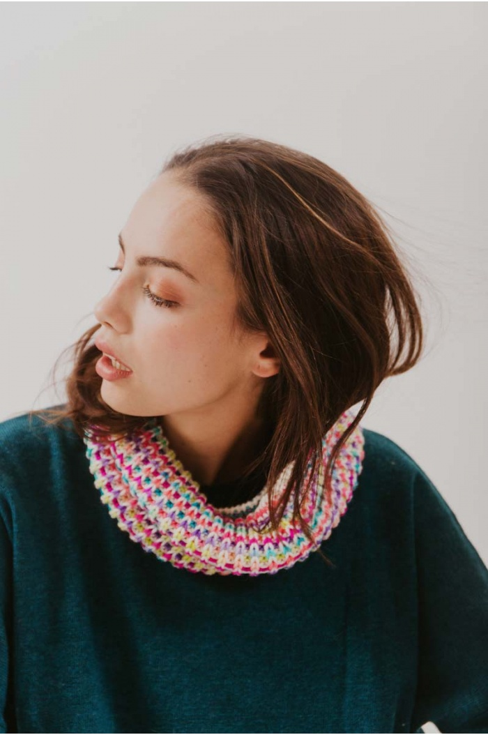 Rainbow Snood