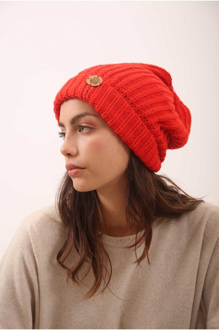 Pradera Hat in Red