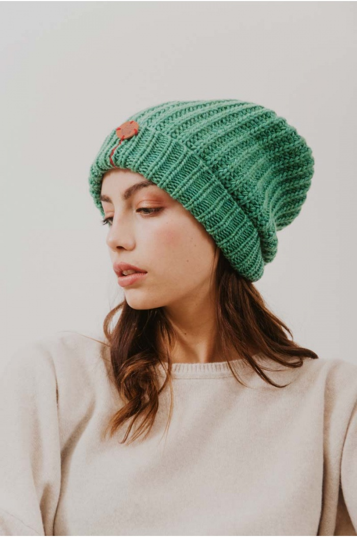 Pradera Hat in Green