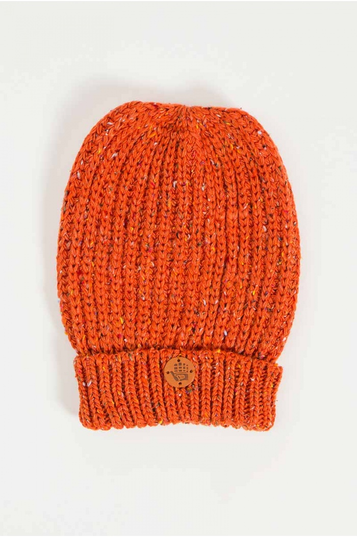 Pradera Hat in Orange