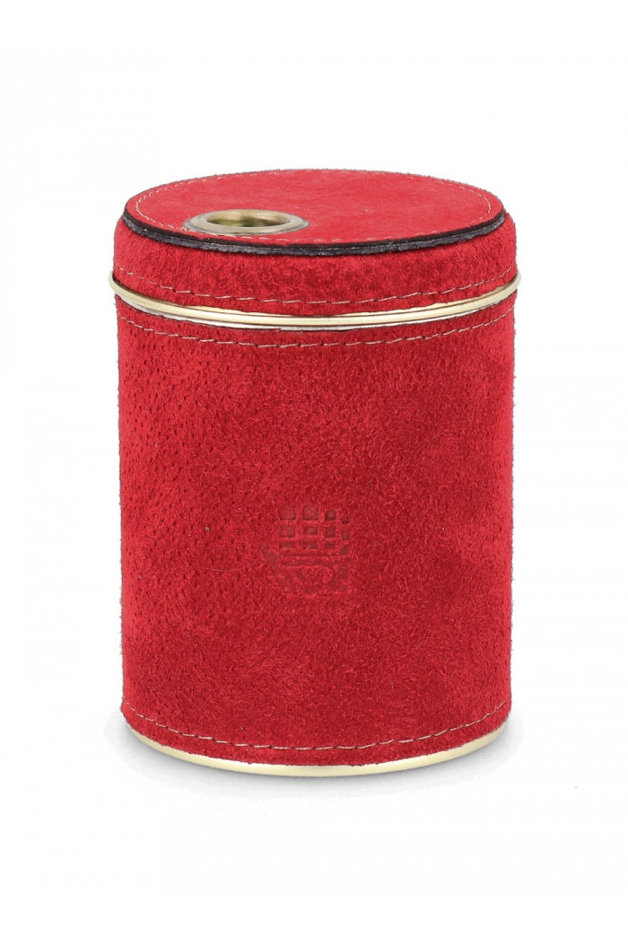 Red Yerba Container
