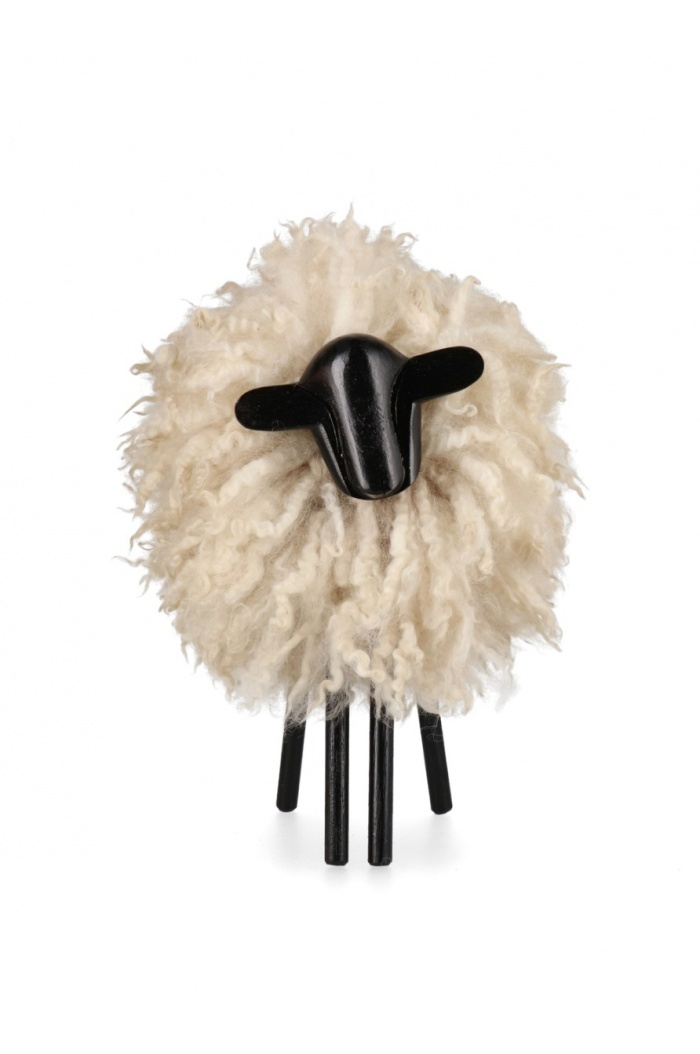 Black Fleece Lamb