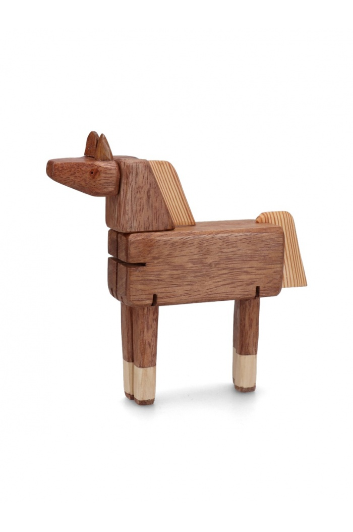 Articulated Horse