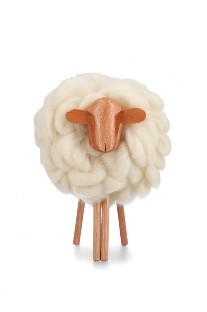 Ecru Top Lamb