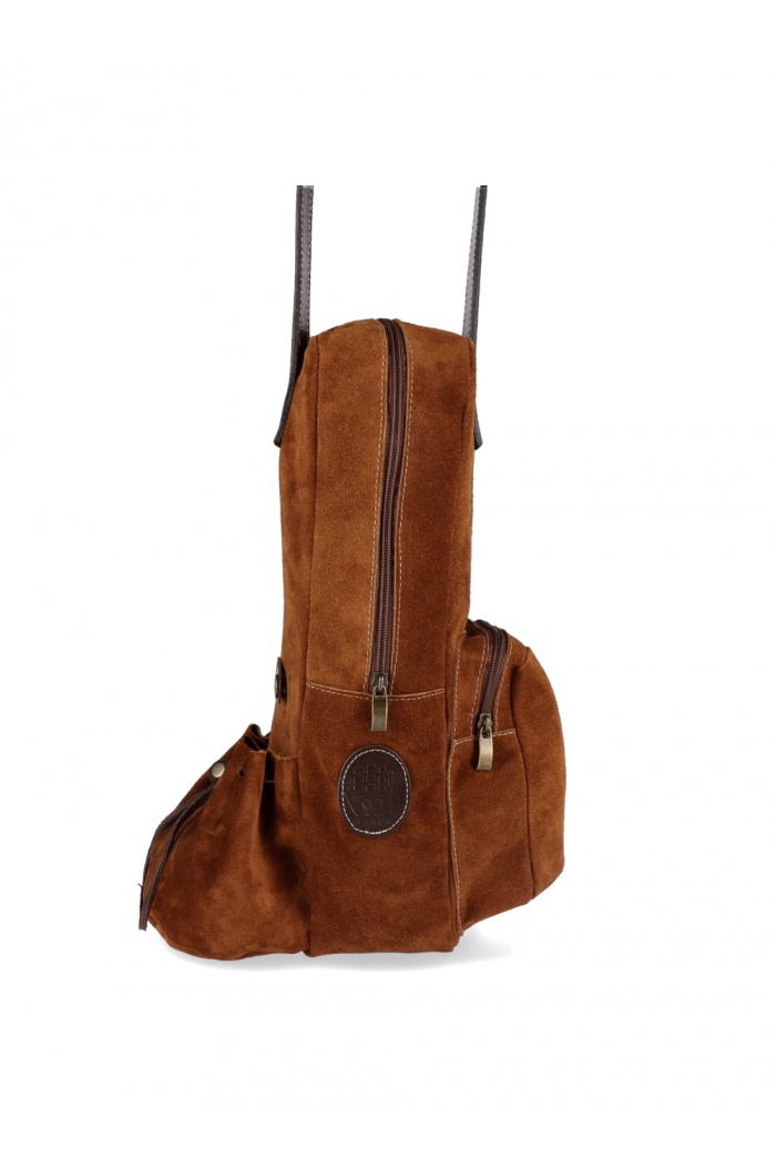 Tan Suede Matera for Stanley Flask