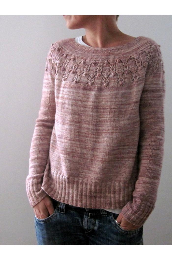 Arwen Sweater by Isabell Kraemer