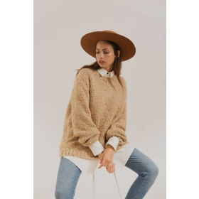 Sweater Camel