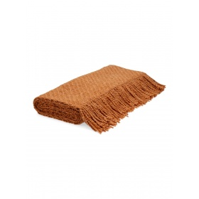 Huella Throw Ocher