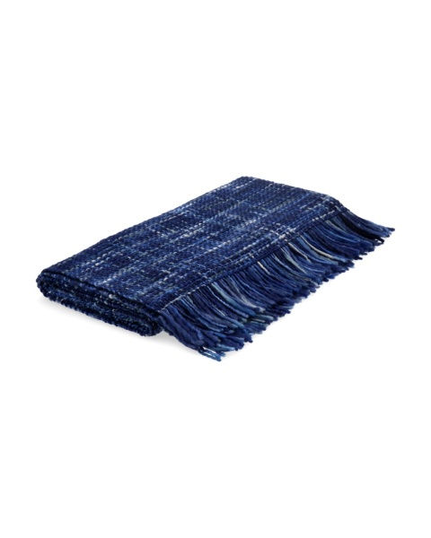 La Iberica Throw in Blue